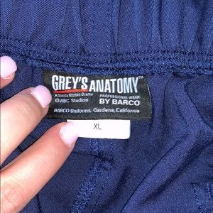 Greys Anatomy Scrub Pants 💙